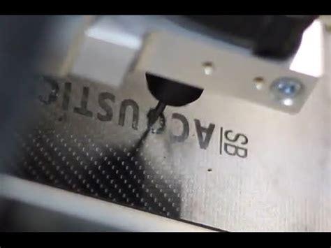 engraving carbon fiber karbon gravieren engraving carbon fibre