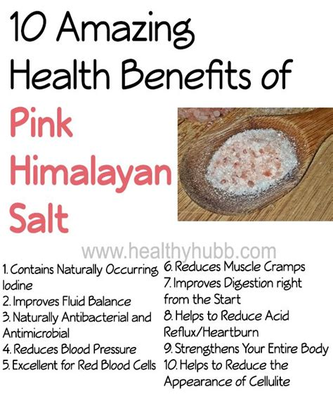 what are the benefits of a himalayan salt l 10 amazing health benefits of pink himalayan salt 7 is