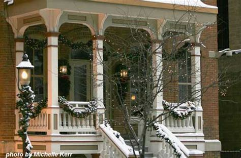 christmas decorating outdoor columns light ideas to make the season sparkle