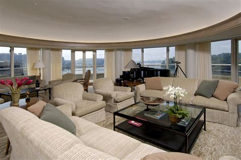 Living Room Dc 18 Award Winning Condominium Penthouse Renovation In