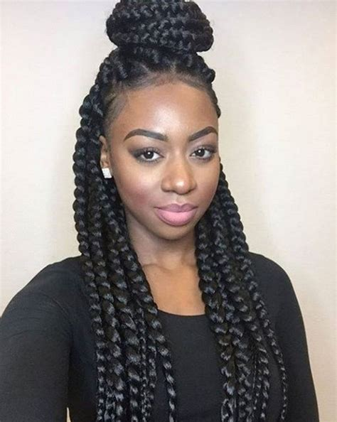 african box braids hairstyles 12 pretty african american braided hairstyles popular