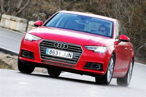 Audi Ultra Motoren by Prueba Audi A4 2 0 Tfsi Ultra S Tronic Periodismo Motor