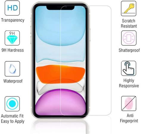 ahabipers tempered glass  iphone  screen protector