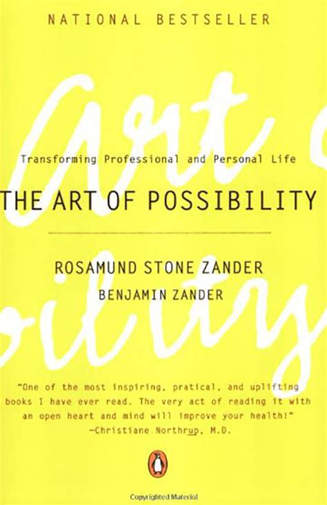 summary of the thing about things by ben horowitz books book summary the of possibility by rosamund zander