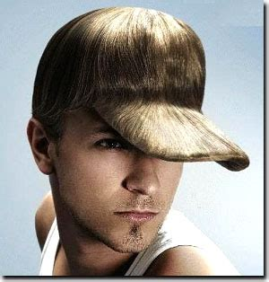 baseball haircut styles baseball cap hairstyle shaped now by a white man men s