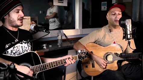 carl restivo tom morello and carl restivo occupy exclusive acoustic