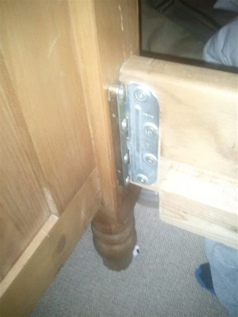 bed frame joints furniture how do i stop a bed frame from squeaking