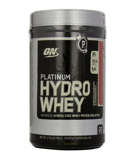 Whey Protein Platinum optimum nutrition platinum hydro whey buy proteins sports nutrition in india