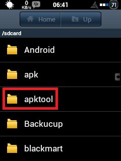 apktool apk cara decompile recompile tanpa pc