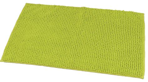 polyester microfiber bath rugs soft microfiber polyester luxurious balls mat bath rug 17x30 lime green contemporary bath