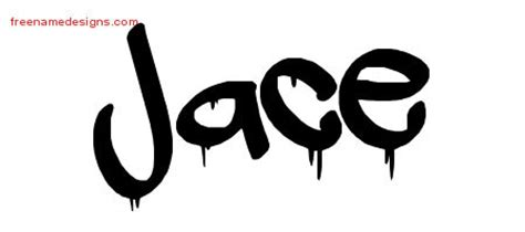 graffiti  tattoo designs jace    designs
