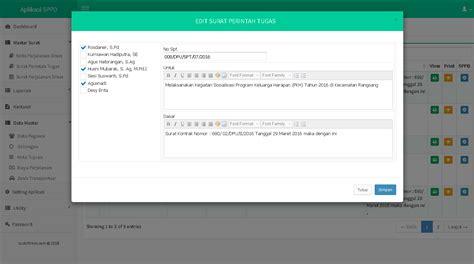 Aplikasi Hrd Web Base aplikasi sppd terbaru