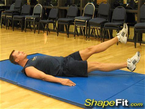 abdominal flutter kicks abs exercise guide