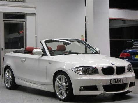 used white bmw 1 series for sale used white bmw 1 series 2011 petrol 118i m sport