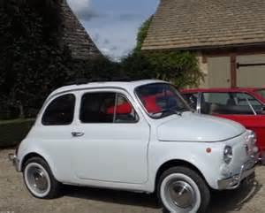 Vintage Fiat Classic Fiat 500 Review Dpccars