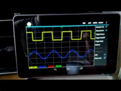 oscilloscope pro android apps on play - Android Oscilloscope
