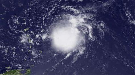 imagenes satelitales tormenta erika el caribe oriental se encuentran bajo alerta de