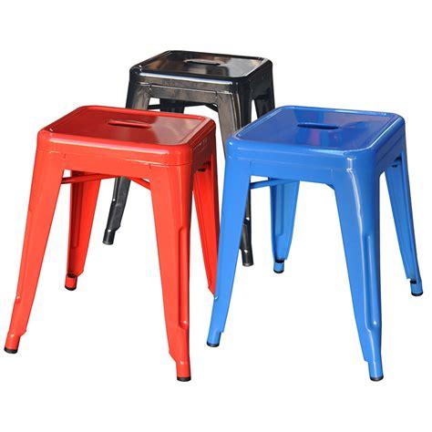replica tolix bar table with 3 tolix stools chairforce replica tolix low stools chairforce
