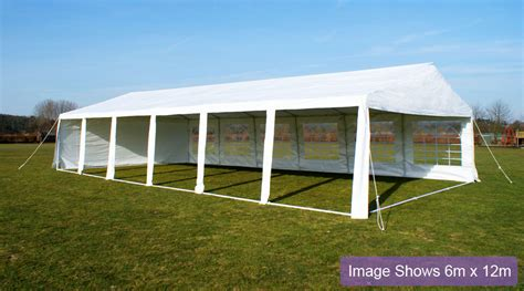 Luxury Marquee / Party Tent 3m x 8m £589.99