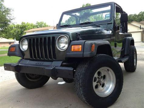 Hemi Jeep Tj Buy Used Jeep Wrangler Tj V8 Hemi Auto A C Lift Excellent