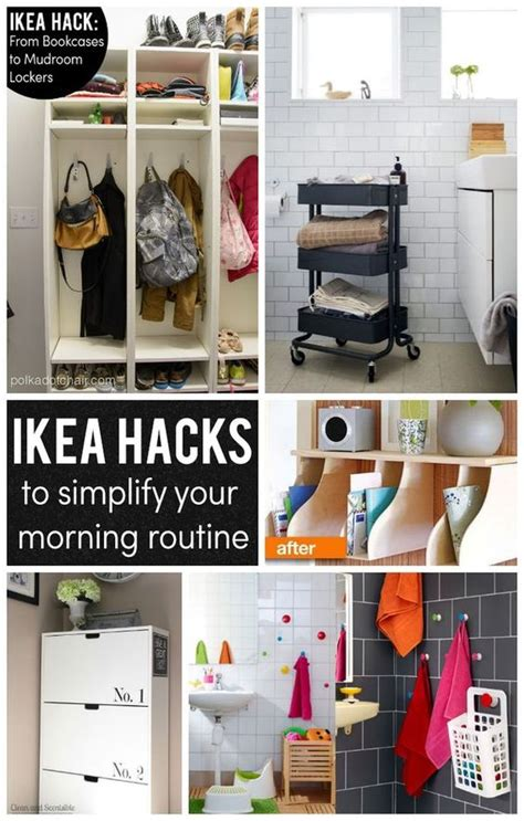 ikea life hacks organization hacks your life and spaces on pinterest