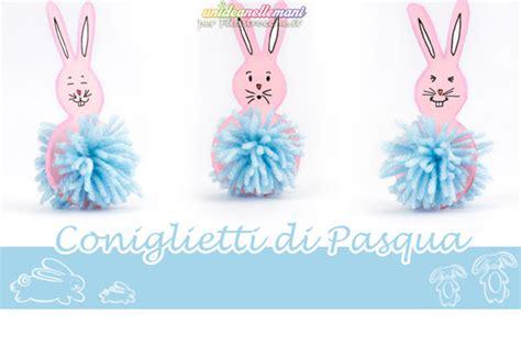 Fai Da Te Pasqua by Coniglietti Di Pasqua Fai Da Te Per Bambini Filastrocche It