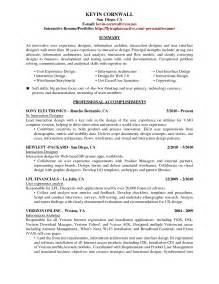 graphic design resume sle designer requirements