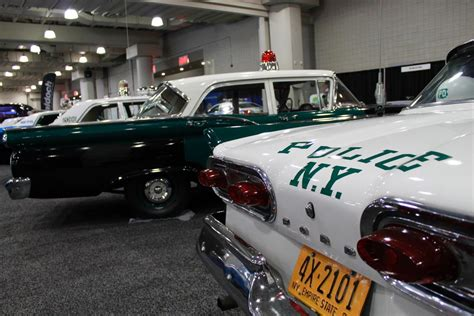 new cop cars nypd displays historical collection of cop cars at 2016