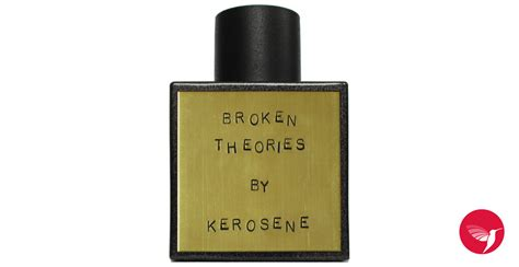 Parfum Broken broken theories kerosene perfume a new fragrance for