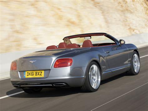 bentley continental gtc bentley continental gtc 2011 2012 2013 autoevolution