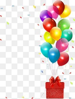Birthday balloons png images download 39 779 png resources with transparent background