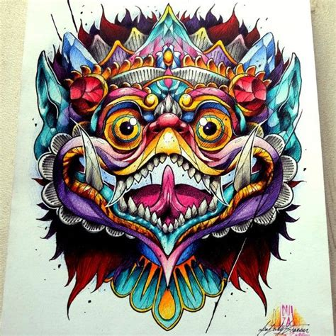1000 images about barong tattoo on pinterest hourglass available for tattoo dessin dispo pour tattoo