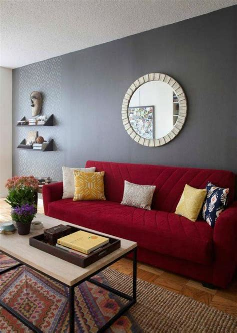 pin by modern sofas on red sofa red couch living room