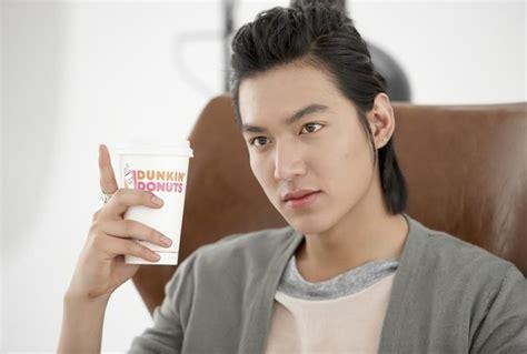 film lee min ho korea lee min ho films dunkin donuts ad lee minho pinterest