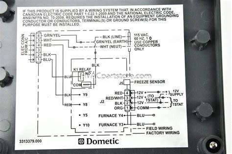 Coleman Mach Thermostat Wiring Diagram Gallery