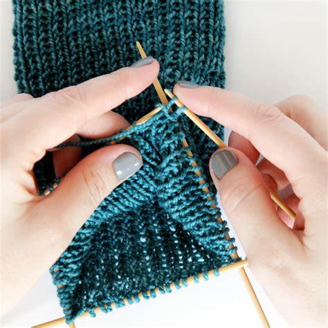 Knit Along Day 2 Heel Flap