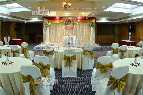 Christening Stage Decoration by Birthday Organisers Cochin Kochi Kerala