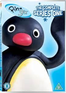 Fun Barware Pingu Series 1 Dvd Zavvi Com
