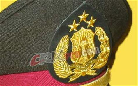 Emblem Baju Baret Polri emblem polisi tni