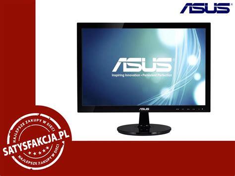 Asus Monitor Led Vs197d monitor 19 asus vs197d led 5ms 50m 1 zdj苹cie na imged