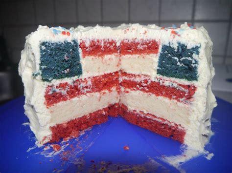kuchen amerika flagge usaforeva american flag cake fr 228 ulein zebra
