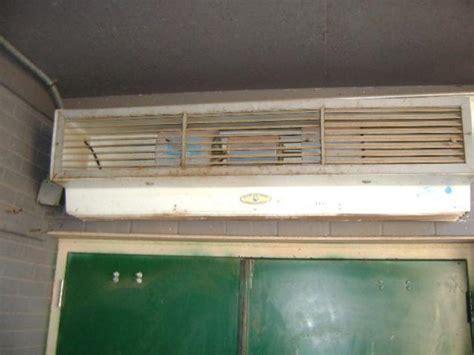 air curtain blower mars air door 60c air curtain blower