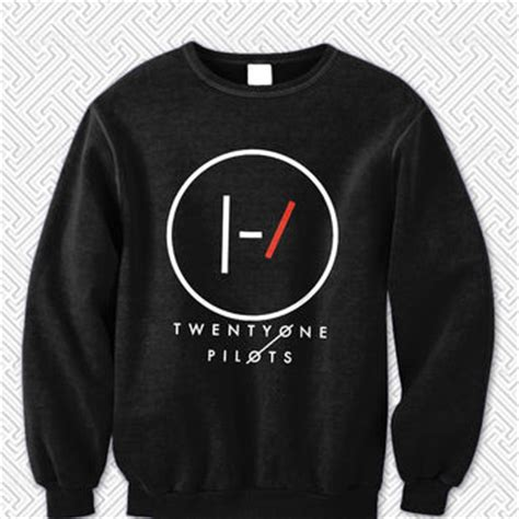 Hoodie Jumper Twenty One Pilots 1 twenty one pilots blurryface sweater from thecustomshirt