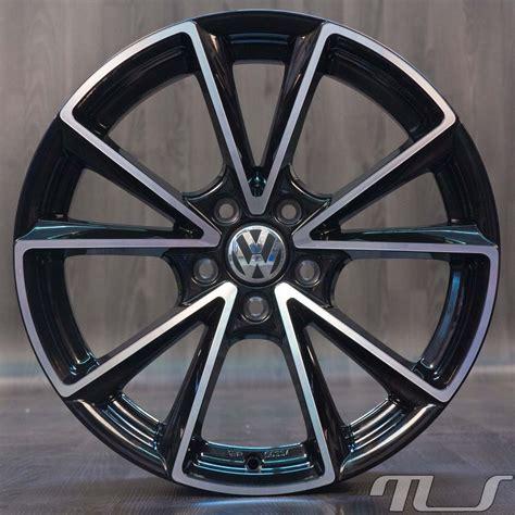 volkswagen passat r line rims 18 quot alloy wheels for vw golf 5 6 7 touran 1t passat 3c r