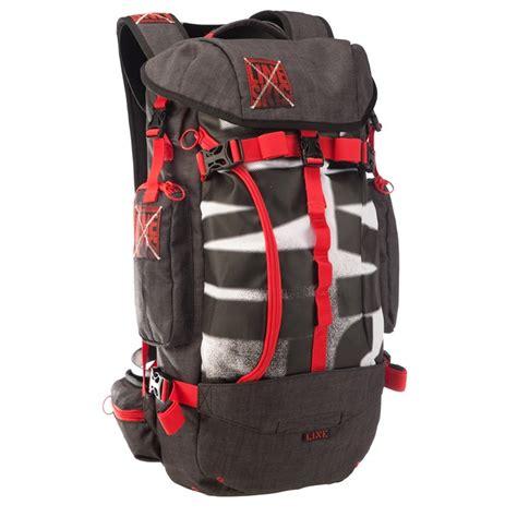 line skis remote backpack evo