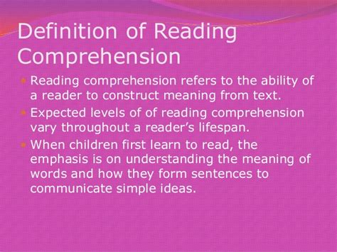 what is the meaning of cognitive factors that affects reading and writting