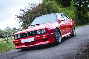 bmw e30 m3 sport evolution to be sold at auction classic
