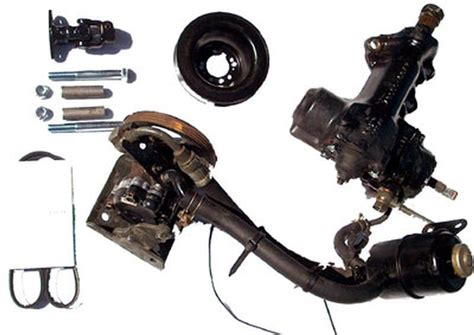 Suzuki Samurai Power Steering Conversion Xtreme Zuks Offroad Ta Custom Suzuki Samurai Parts