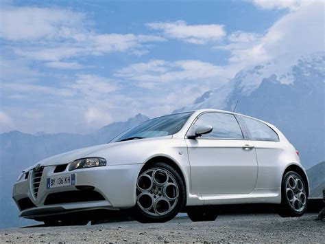 44 alfa romeo 147 gta car wallpapers pictures overview