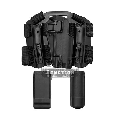 1911 Blackhawk Cqc Holster Style Plastic Tactical Holster Usa cqc serpa right drop leg thigh pistol holster for colt 1911 m1911 ebay